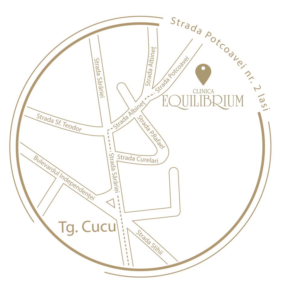 Harta Clinica Equilibrium