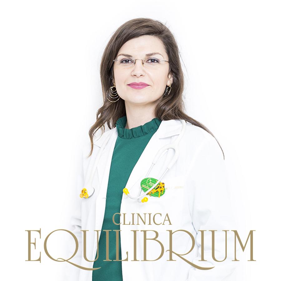 Dr. Oana Teslariu - Pediatrie - Clinica Equilibrium